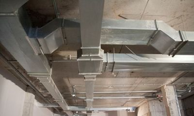 Изграждане вентилационни системи - СМК Монтажи АД - Бургас